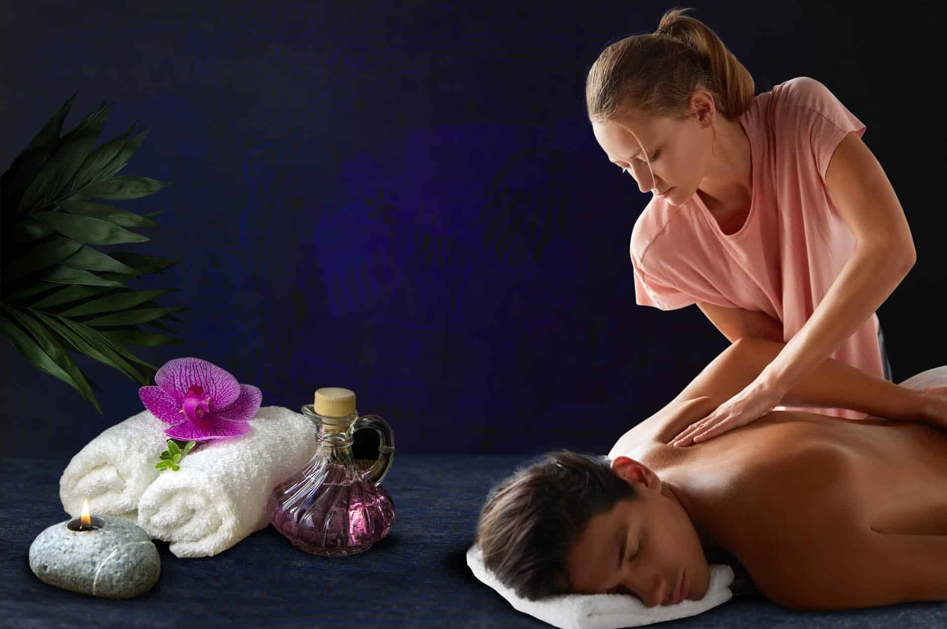 Rainbowmoon Traditional Thai Deep Tissue Massage